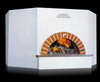 Vesuvio OT pizza pece predstavujú najúplnejšiu a rýchlu inštaláciu pre použitie v prevádzke. Sú vybavené vonkajším kovovým krytom. Dodávka je možná niekoľkých rôznych veľkostiach. Pizza pec je dodávaná už zmontovaná a umiestniť ju v miestnosti možno pomocou vysokozdvižného vozíka. VALORIANI pizza pece sú technologicky vyspelé, ktoré sú výsledkom storočných skúseností spoločnosti  REFRATTARI Valoriani a je inžinierov. Množstvo emisií vypúšťaných do ovzdušia má za následok, že viac vyhovuje v porovnaní s prísnymi zákonmi. Valoriani nechce a ani nemôže nahradiť zručnosť a kreativitu pizza-kuchára, ale tomu umožňuje maximalizovať svoje schopnosti.
